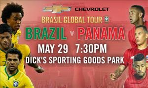 TRỰC TIẾP Brazil 1-0 Panama (Hiệp 2): Cần thêm bàn thắng