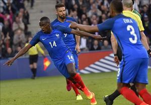 Video clip bàn thắng: Pháp 3-2 Cameroon (Giao hữu quốc tế 2016)