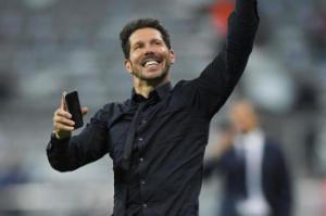 """Simeone: """"Atletico không có ý định trả thù Real"""""""