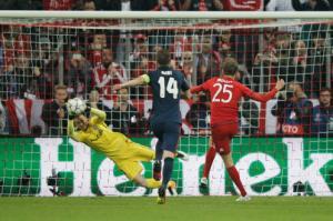 Tổng hợp các pha cứu thua của thủ môn Jan Oblak trận Bayern 2-1 Atletico