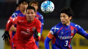 TRỰC TIẾP Bình Dương 1-2 FC Tokyo (Hiệp 2): Công Vinh ghi bàn