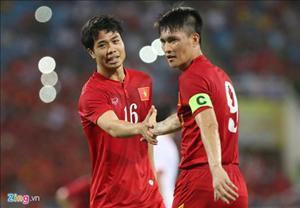 Màn trình diễn của tiền đạo Công Phượng trận Việt Nam 2-0 Syria