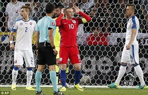 Những điểm nhấn sau trận hòa tai hại của ĐT Anh trước Slovakia