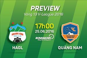 HAGL vs QNK Quảng Nam (17h00 ngày 25/6): Đám trẻ không chịu lớn