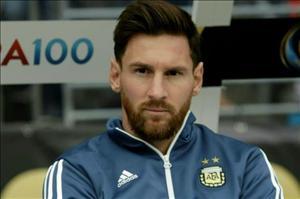 Messi xin lỗi vì trách nhầm LĐBĐ Argentina
