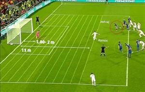 UEFA chính thức thừa nhận trọng tài sai sót ở quả 11m trận Croatia 2-1 TBN