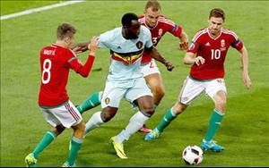 Romelu Lukaku: Người gánh trên vai cả Hazard và De Bruyne