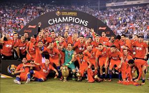 """Sẽ có """"Siêu kinh điển"""" thế giới giữa nhà vô địch Euro và Copa America"""