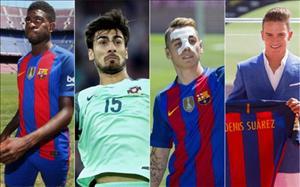 Kế hoạch chuyển nhượng của Barca: Mất cân bằng