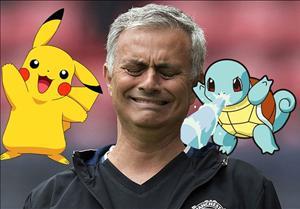 """Chuyển động Man United: Mourinho quyết vô địch, cấm tiệt """"Pokemon Go"""""""