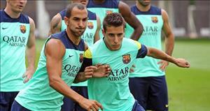 """Giật Andre Gomes, Barcelona """"lại quả"""" gấp đôi cho Valencia"""