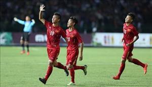 5 tài năng U16 Việt Nam nổi bật ở giải U16 Đông Nam Á