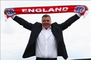 HLV Allardyce phủ nhận để Rooney làm đội trưởng ĐT Anh