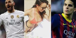 Người đẹp nóng bỏng kể chuyện lên giường với 4 sao Real và Barca