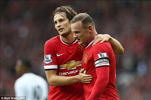 """Rooney tiết lộ cái tên """"rùa bò"""" nhất Old Trafford"""