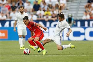 Những vấn đề của Real sau trận gặp PSG