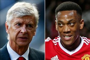 Arsenal kết duyên cùng Martial: Tại sao không