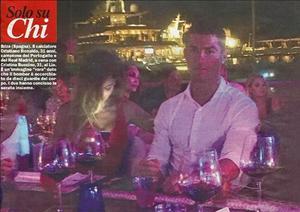 Ronaldo chỉ mời tôi ăn tối, không mời lên giường