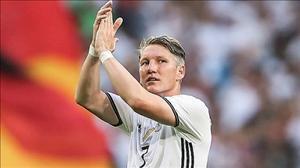 Schweinsteiger viết tâm thư giã từ đội tuyển Đức