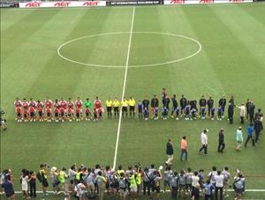 Tổng hợp: South China 1-2 Juventus (Giao hữu hè 2016)