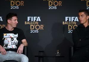 Jordi Alba: Messi ở đẳng cấp khác so với Cris Ronaldo
