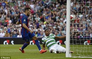 Xem lại trận đấu Celtic 1-3 Barca (ICC 2016)