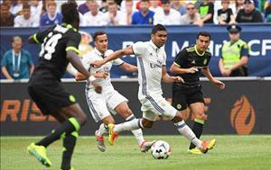 Xem lại trận đấu Real Madrid 3-2 Chelsea (ICC 2016)