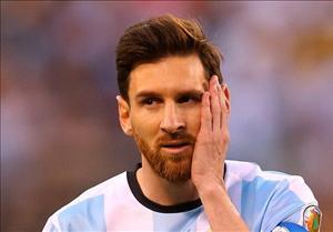 Messi vẫn quyết ngoảnh mặt với ĐT Argentina