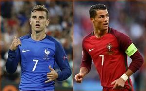 Ronaldo: Griezmann mới xứng đáng là Cầu thủ hay nhất châu Âu