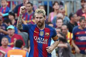 Barcelona sắp gia hạn với Messi và HLV Enrique