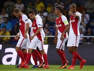 Tổng hợp: Monaco 1-0 Villarreal (Playoff Champions League 2016/17)