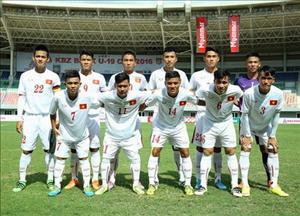 TRỰC TIẾP U19 Việt Nam vs U19 Myanmar 18h30 ngày 24/8