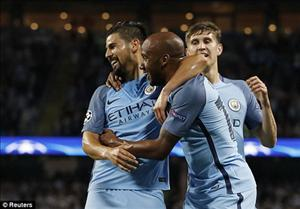 Tổng hợp: Man City 1-0 Steaua Bucuresti (Lượt về Playoff Champions League 2016/17)