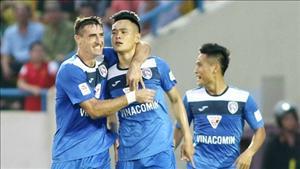 Tổng hợp: Quảng Ninh 3-1 HAGL (Vòng 23 V-League 2016)