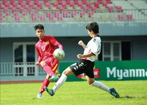 TRỰC TIẾP U19 Việt Nam vs U18 Sapporo 18h30 ngày 28/8