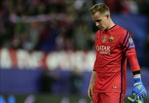 Ter Stegen lập kỷ lục về số đường chuyền ở La Liga