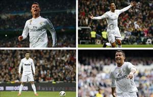 7 siêu phẩm của Ronaldo qua 7 mùa khoác áo Real Madrid