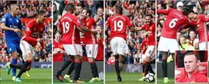 Sau vòng 6 Premier League: Sắc đỏ lên ngôi