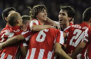 Tổng hợp: Bilbao 3-1 Sevilla (Vòng 6 La Liga 2016/17)