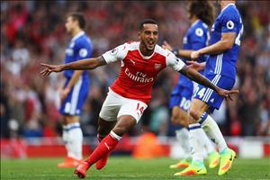 Xem lại trận đấu Arsenal 3-0 Chelsea (Vòng 6 Premier League 2016/17)
