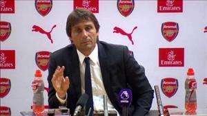 Chelsea thảm bại: Khi Antonio Conte vẫn bị sốc môi trường