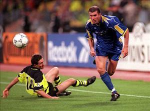 Dortmund: Ác mộng chung của Real Madrid vs Zidane