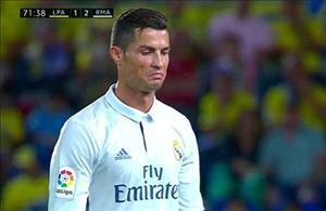 Nghi án Ronaldo chửi HLV Zidane sau khi bị thay ra