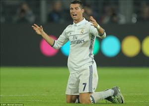 Tam tấu BBC chân gỗ ra sao ở trận Dortmund 2-2 Real Madrid