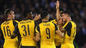 Vì sao Arsenal mặc áo sân khách dù chơi trên sân nhà đêm nay