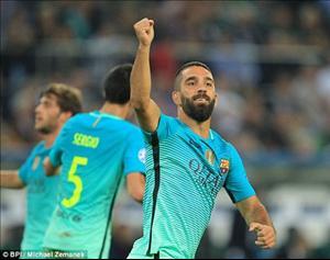 5 bàn thắng đẹp nhất lượt trận thứ 2 vòng bảng Champions League 2016/17