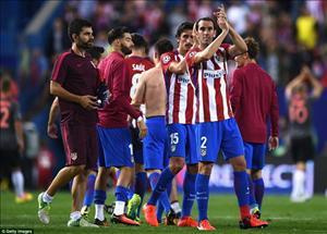 Góc thống kê: Atletico của HLV Simeone đáng sợ ra sao trên sân nhà