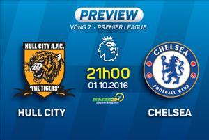 Hull City vs Chelsea (21h 1/10): Đứng dậy hay khủng hoảng?