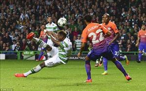 Thấy gì sau trận hòa của Man City trước Celtic