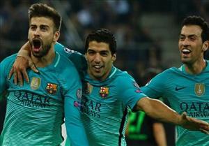 Xem lại Monchengladbach 1-2 Barca (Bảng C Champions League 2016/17)